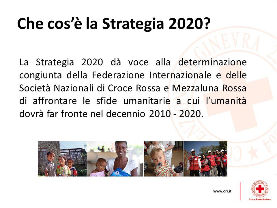 Che cos'è la Strategia 2020