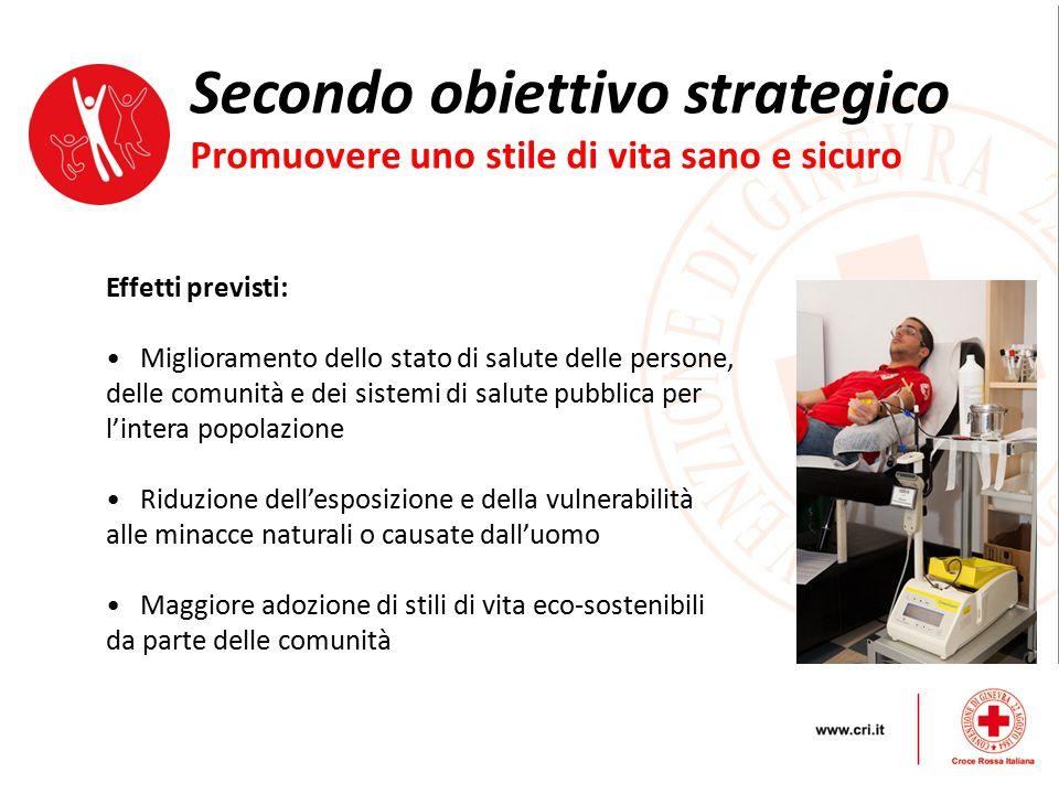 Secondo obiettivo strategico