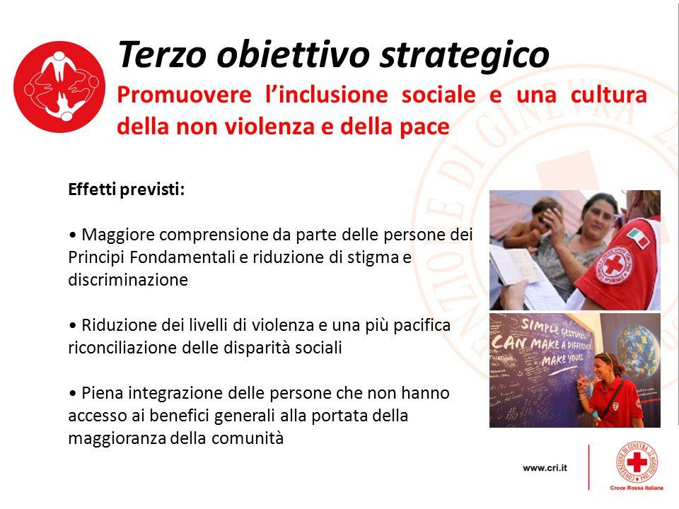 Terzo obiettivo strategico