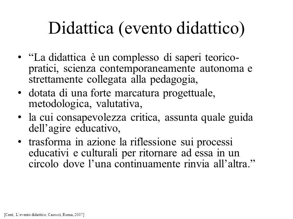 Didattica (evento didattico)
