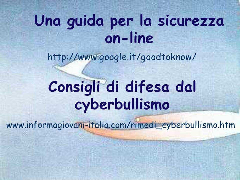 Una guida per la sicurezza on-line