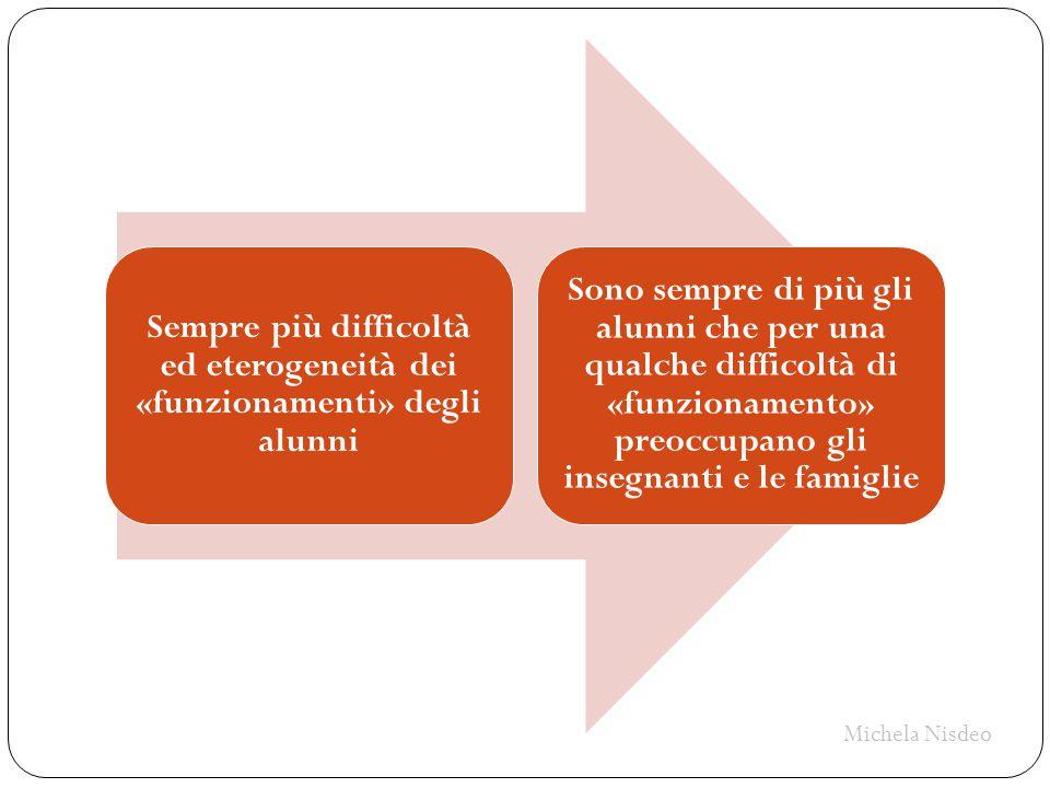 Sempre più difficoltà ed eterogeneità dei «funzionamenti» degli alunni