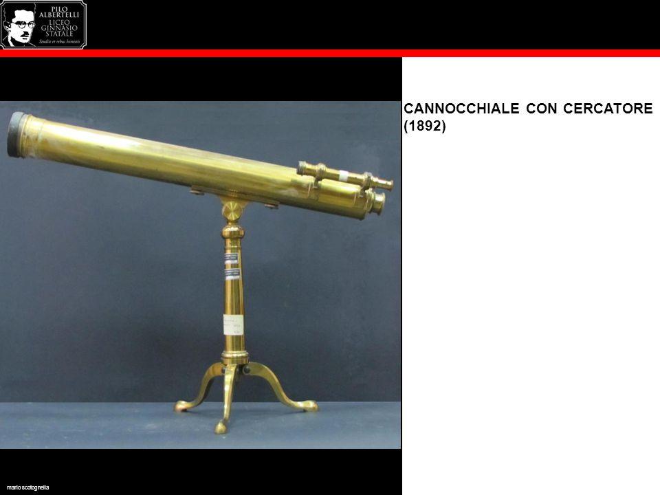 CANNOCCHIALE CON CERCATORE (1892)