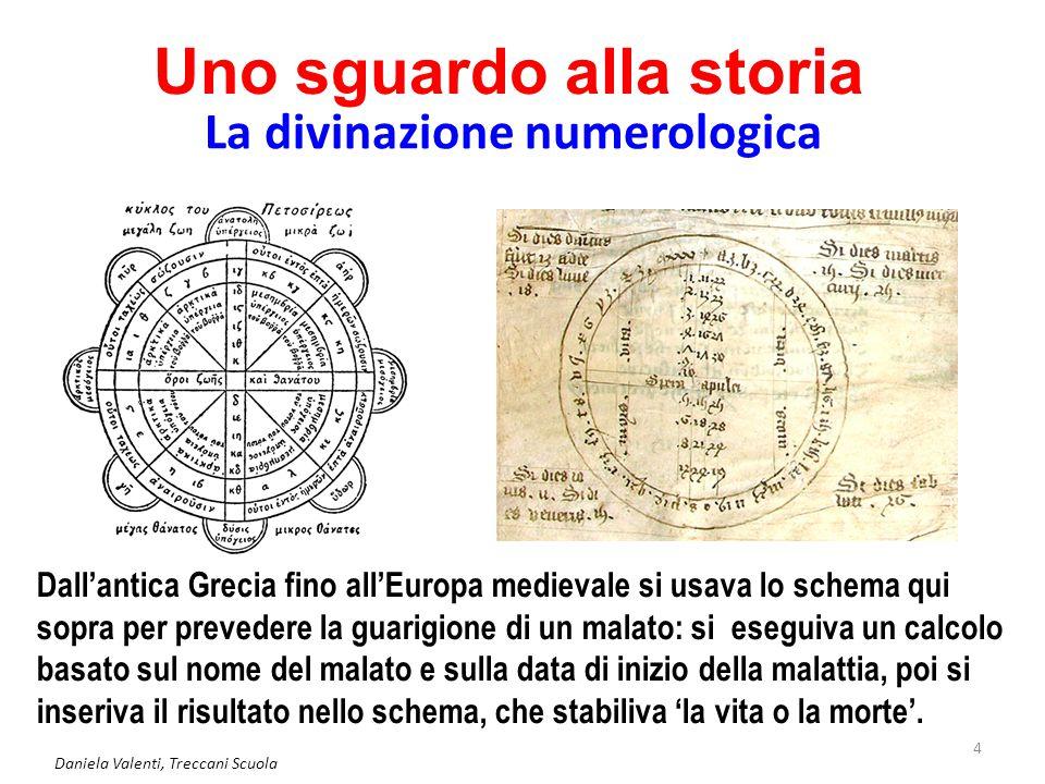 La divinazione numerologica