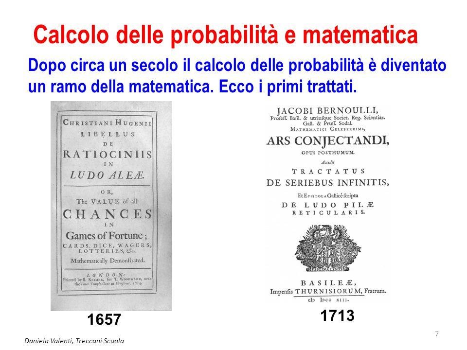 Calcolo delle probabilità e matematica