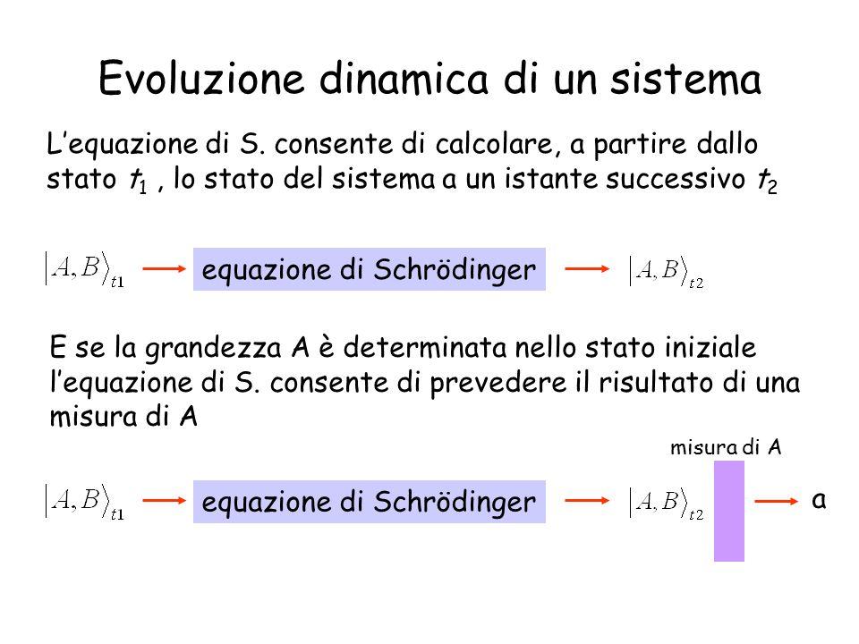 Evoluzione dinamica di un sistema