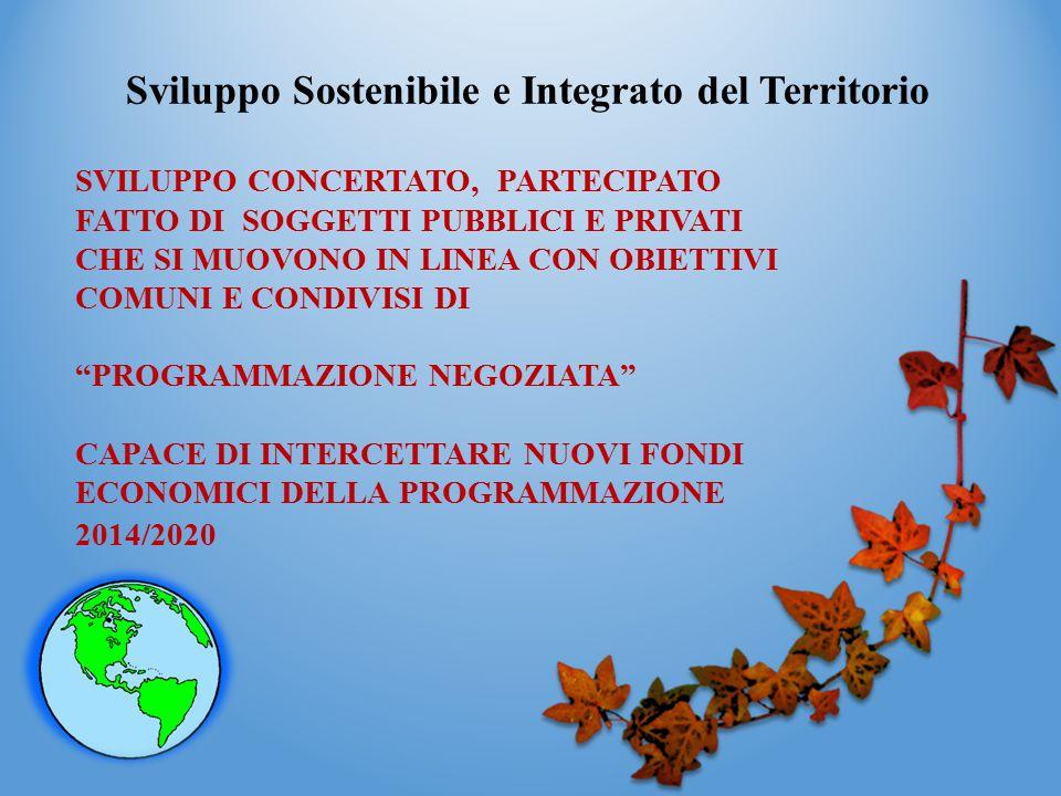 Sviluppo Sostenibile e Integrato del Territorio