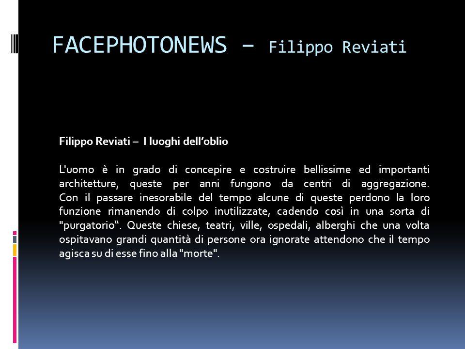 FACEPHOTONEWS – Filippo Reviati