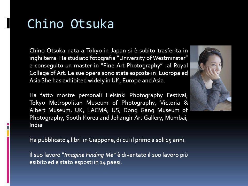 Chino Otsuka