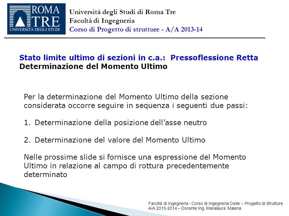 Università degli Studi di Roma Tre