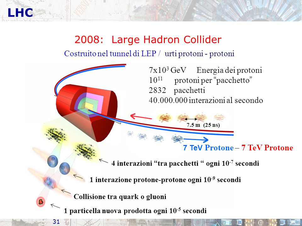 LHC 2008: Large Hadron Collider