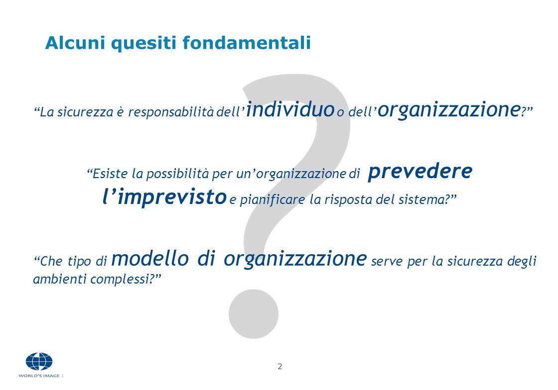 La sicurezza è responsabilità dell'individuo o dell'organizzazione