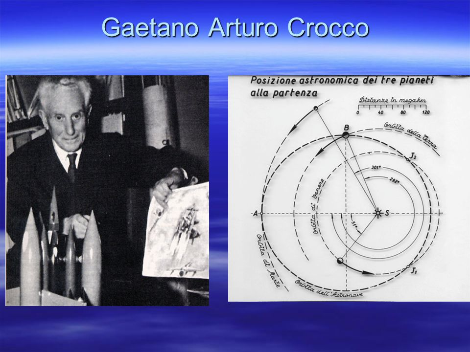 Gaetano Arturo Crocco