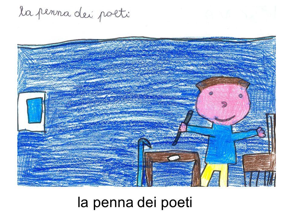 la penna dei poeti