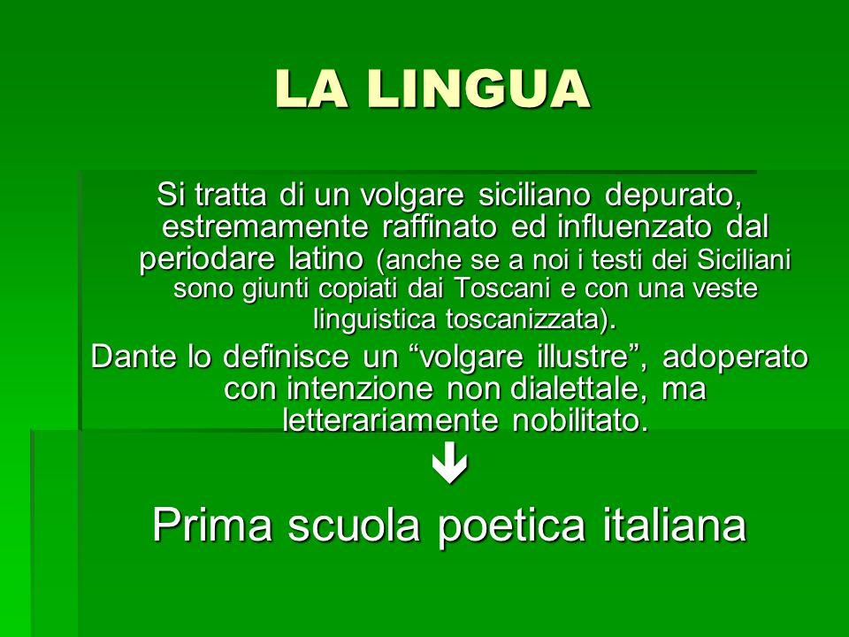 Prima scuola poetica italiana