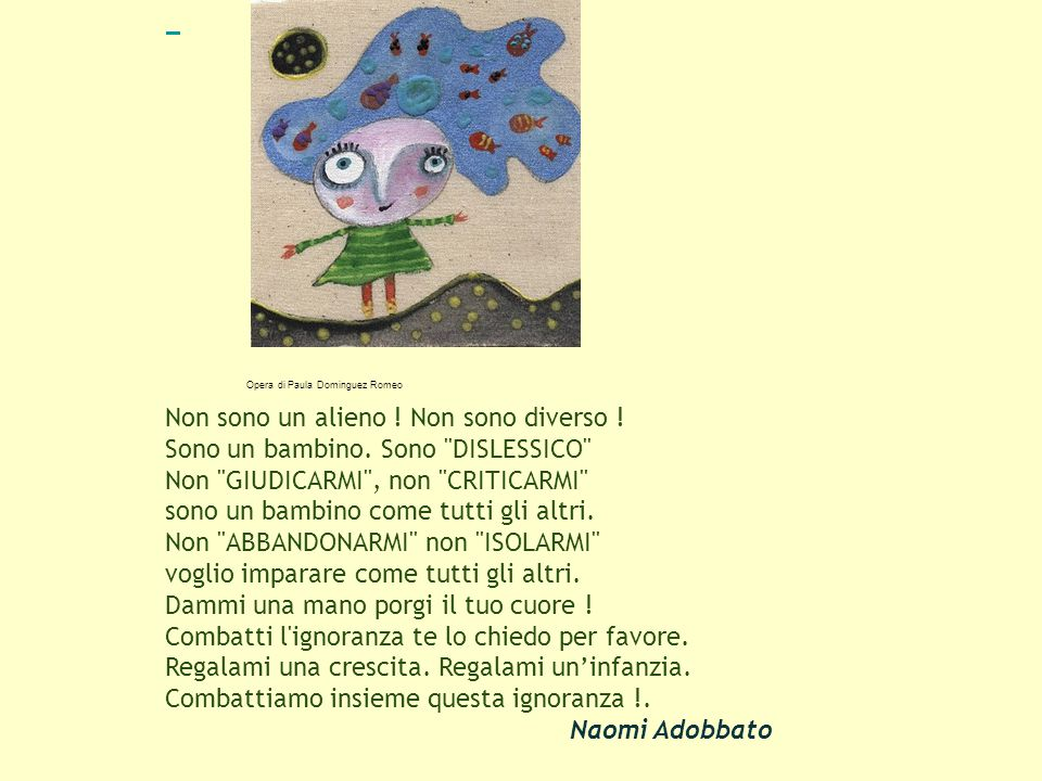 Opera di Paula Dominguez Romeo