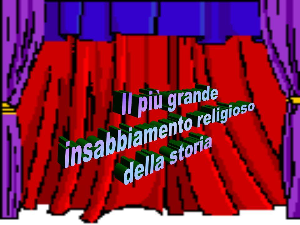 insabbiamento religioso