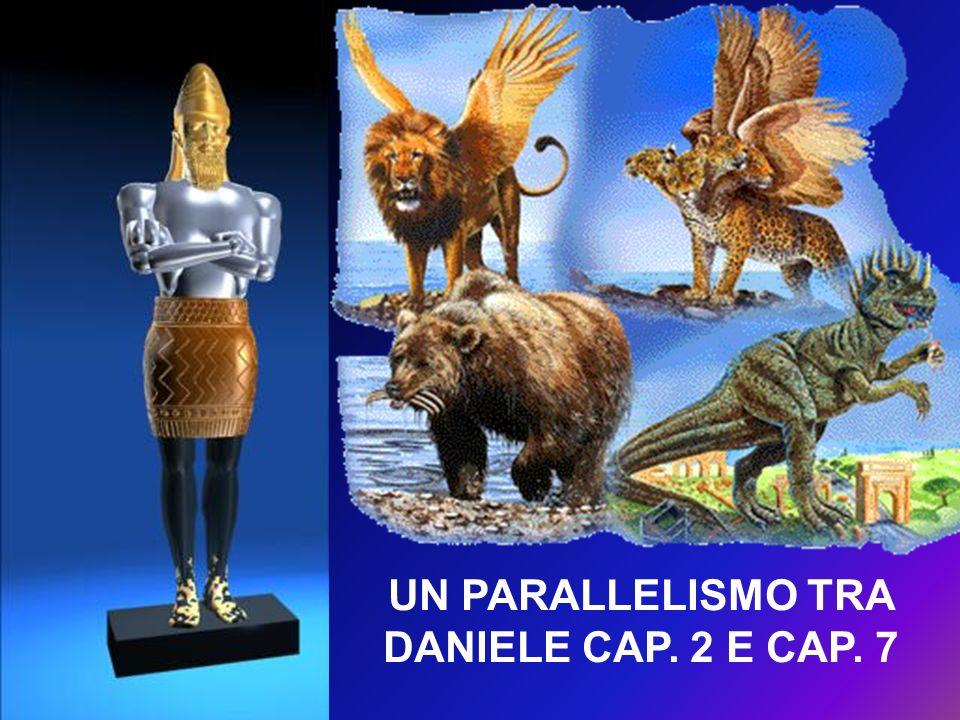 UN PARALLELISMO TRA DANIELE CAP. 2 E CAP. 7