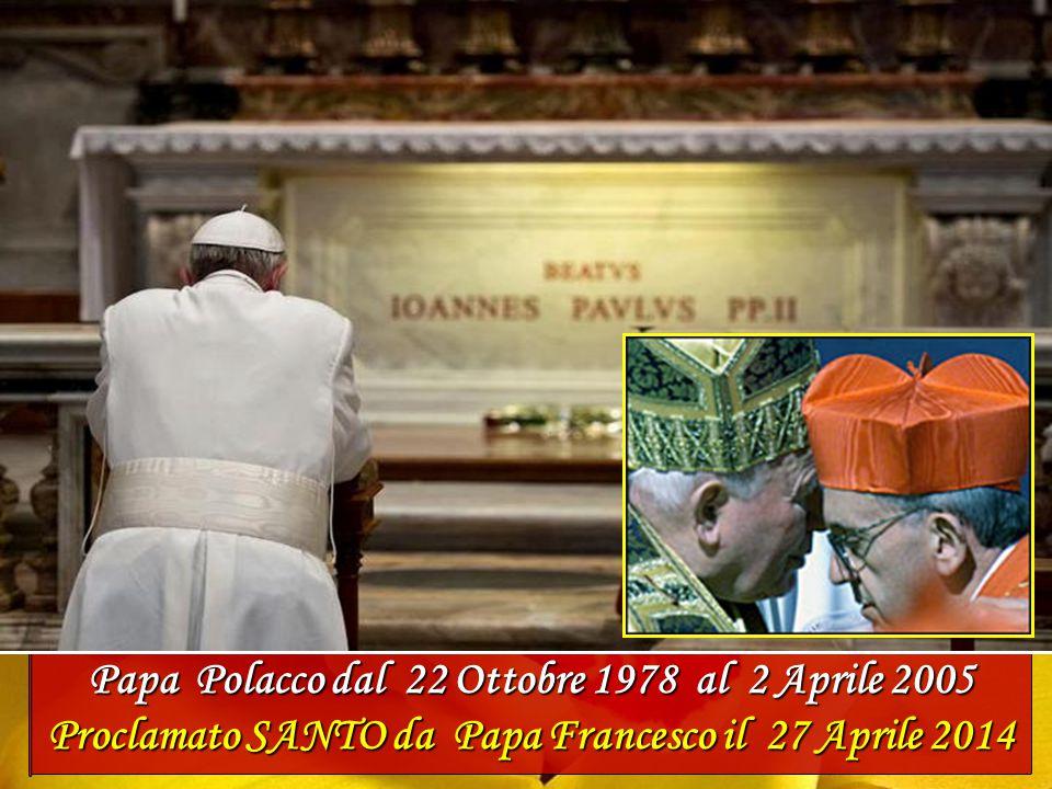 A ricordo di Giovanni Paolo II,