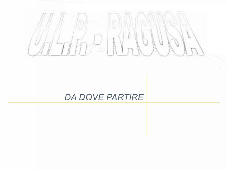 DA DOVE PARTIRE