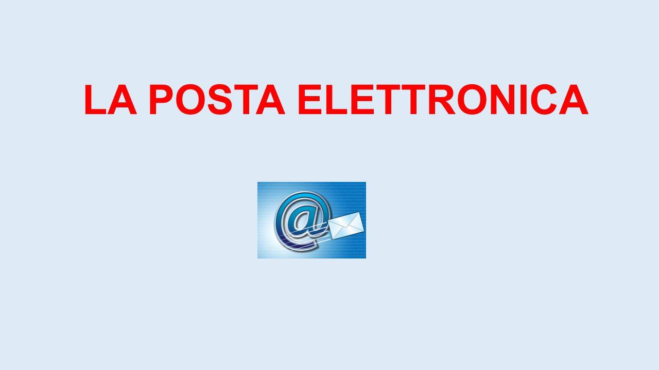 LA POSTA ELETTRONICA www.maestroantonio.org