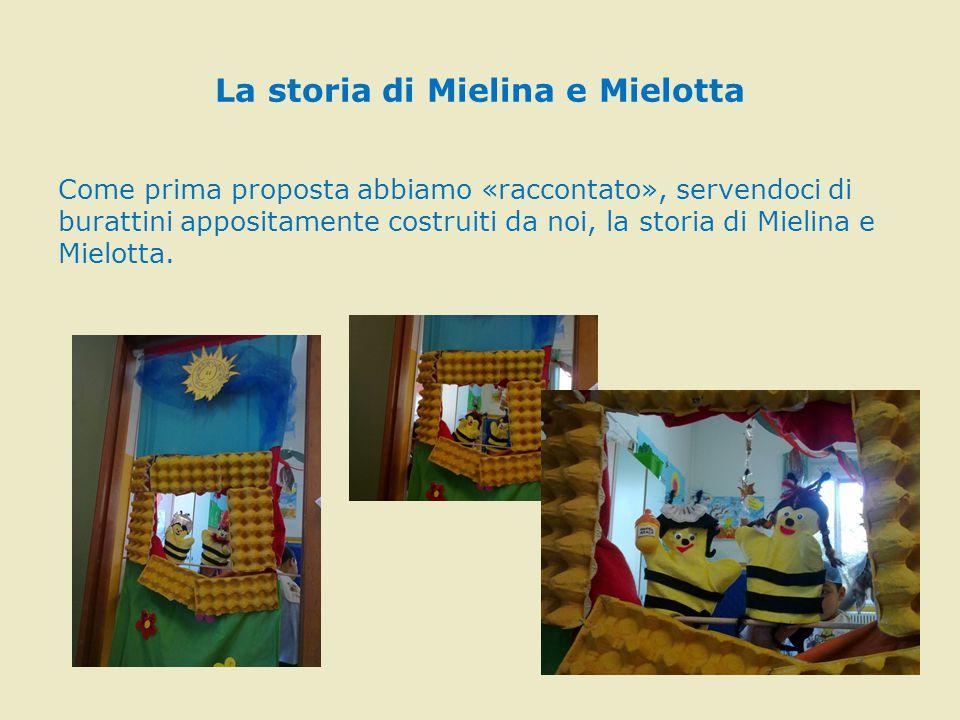 La storia di Mielina e Mielotta