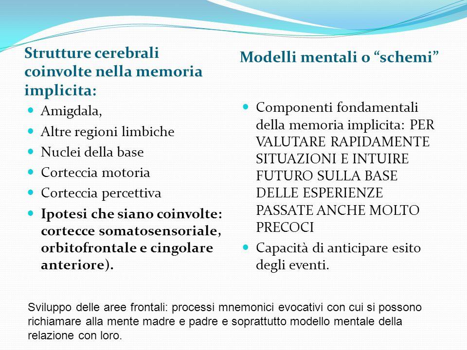 Modelli mentali o schemi