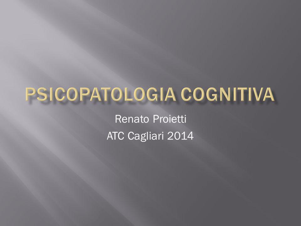 Psicopatologia cognitiva