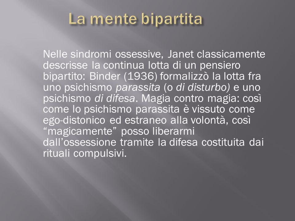 La mente bipartita