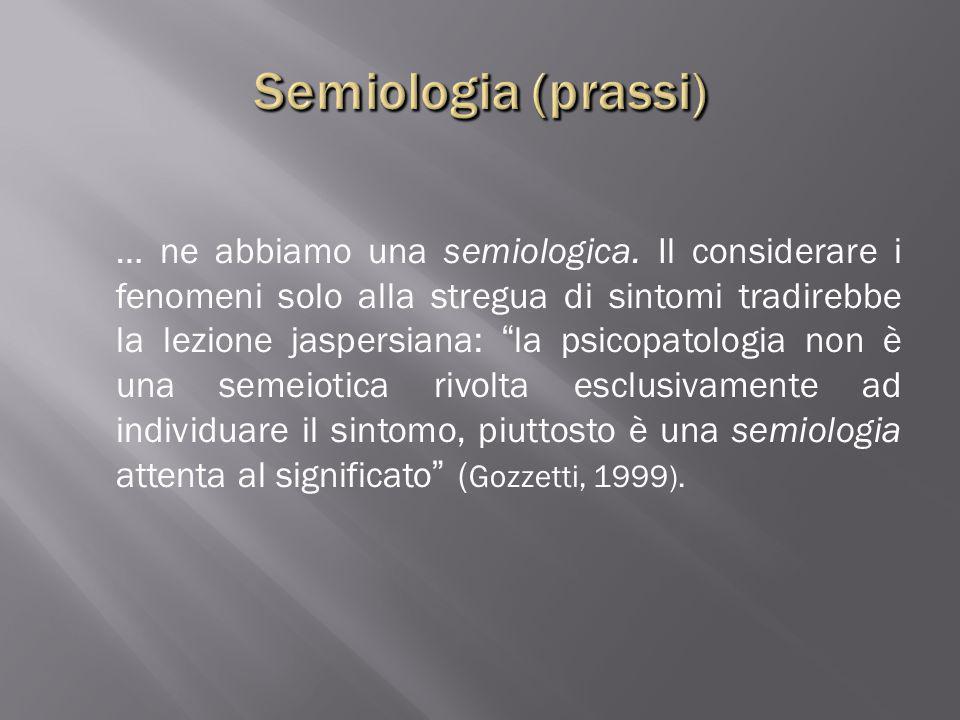 Semiologia (prassi)