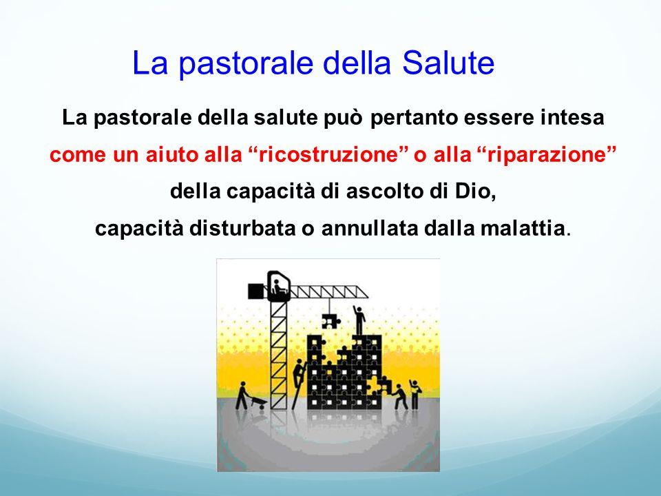 La pastorale della Salute