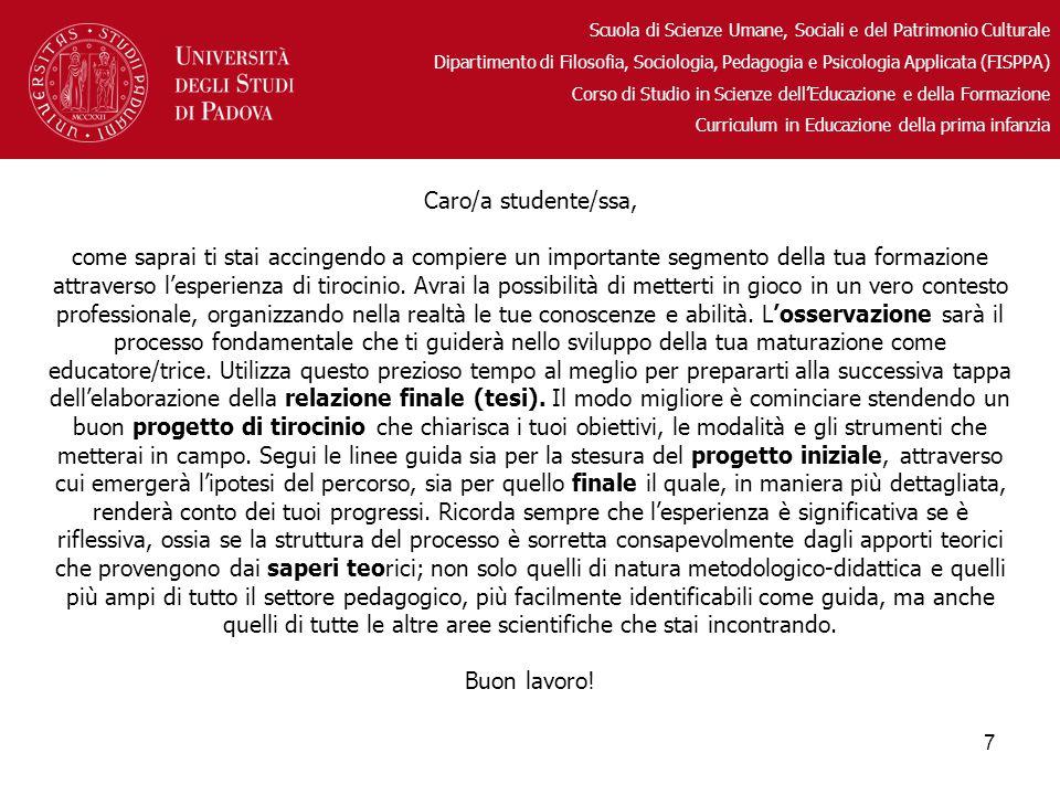 Scuola di Scienze Umane, Sociali e del Patrimonio Culturale