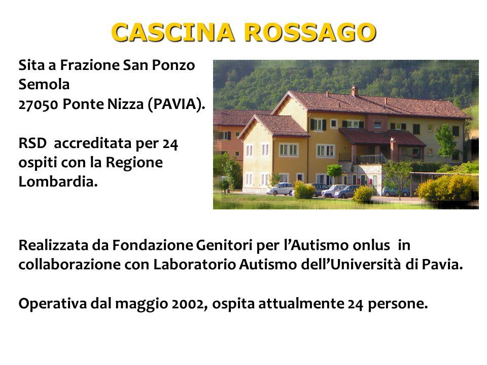 CASCINA ROSSAGO Sita a Frazione San Ponzo Semola