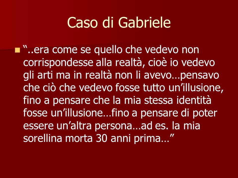 Caso di Gabriele