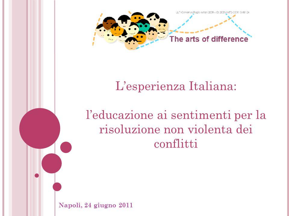 L'esperienza Italiana:
