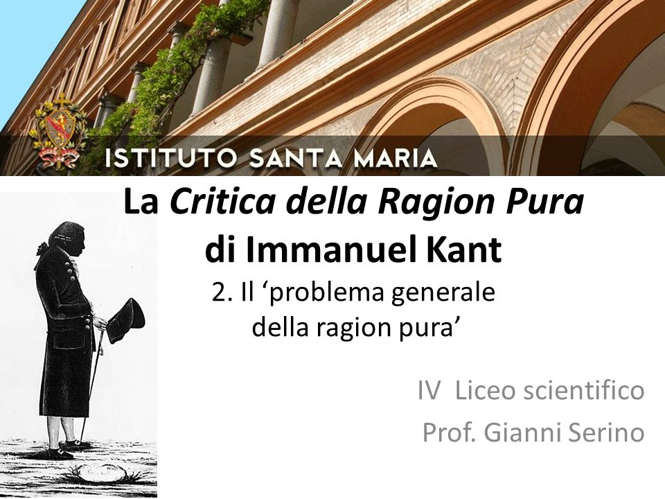IV Liceo scientifico Prof. Gianni Serino