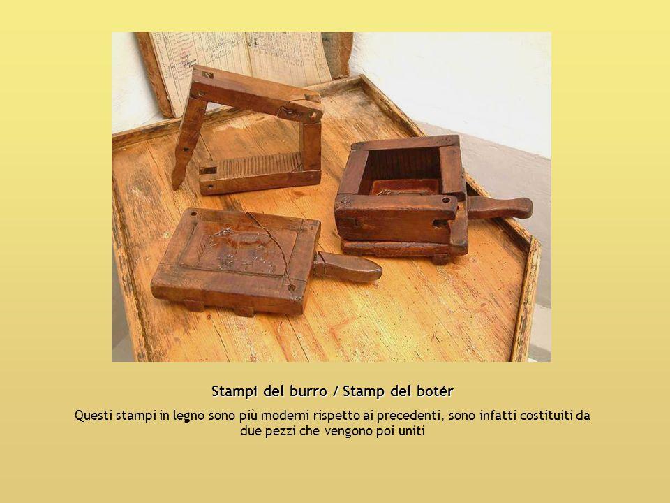 Stampi del burro / Stamp del botér