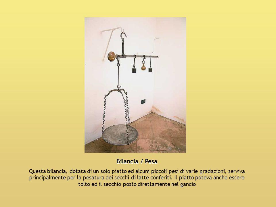 Bilancia / Pesa