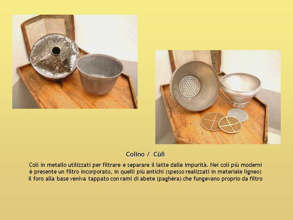 Colino / Cùlì