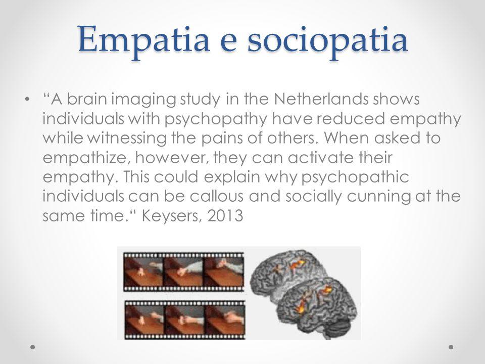 Empatia e sociopatia