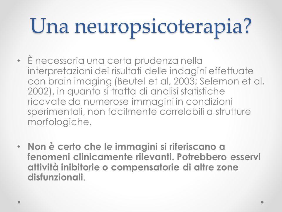 Una neuropsicoterapia