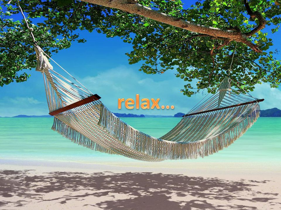relax…