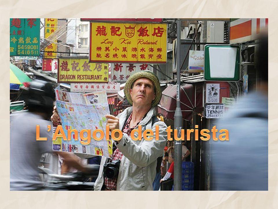 L'Angolo del turista