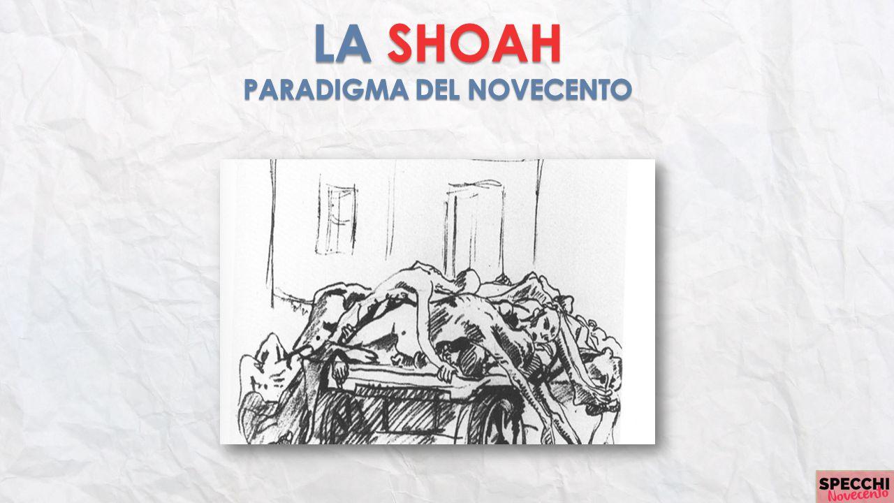 LA SHOAH PARADIGMA DEL NOVECENTO