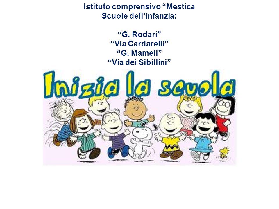 Istituto comprensivo Mestica Scuole dell'infanzia: G