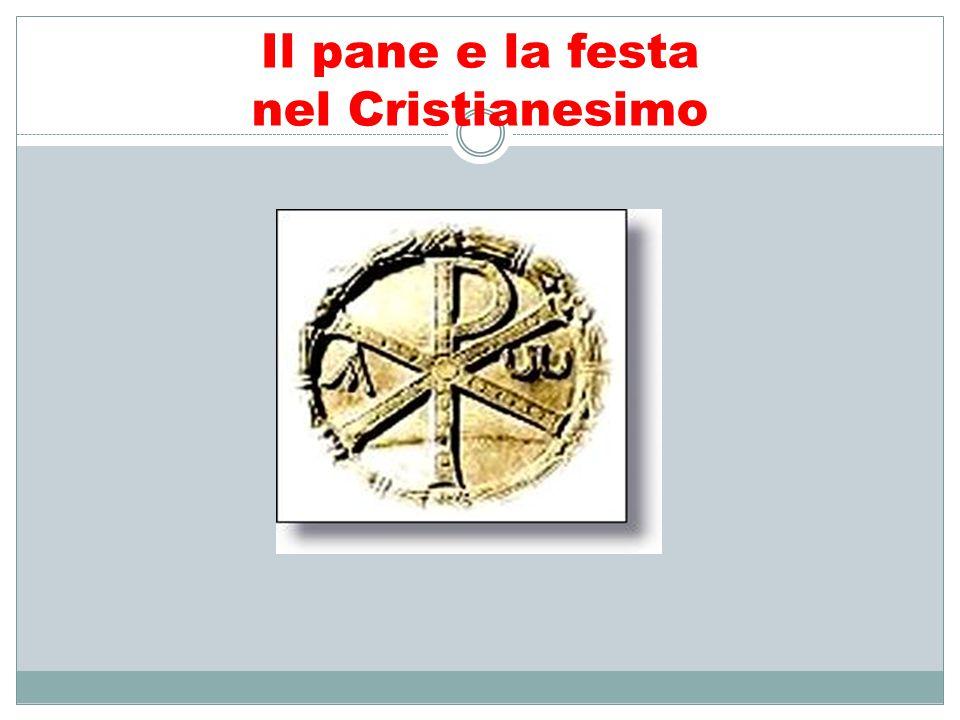 Il pane e la festa nel Cristianesimo