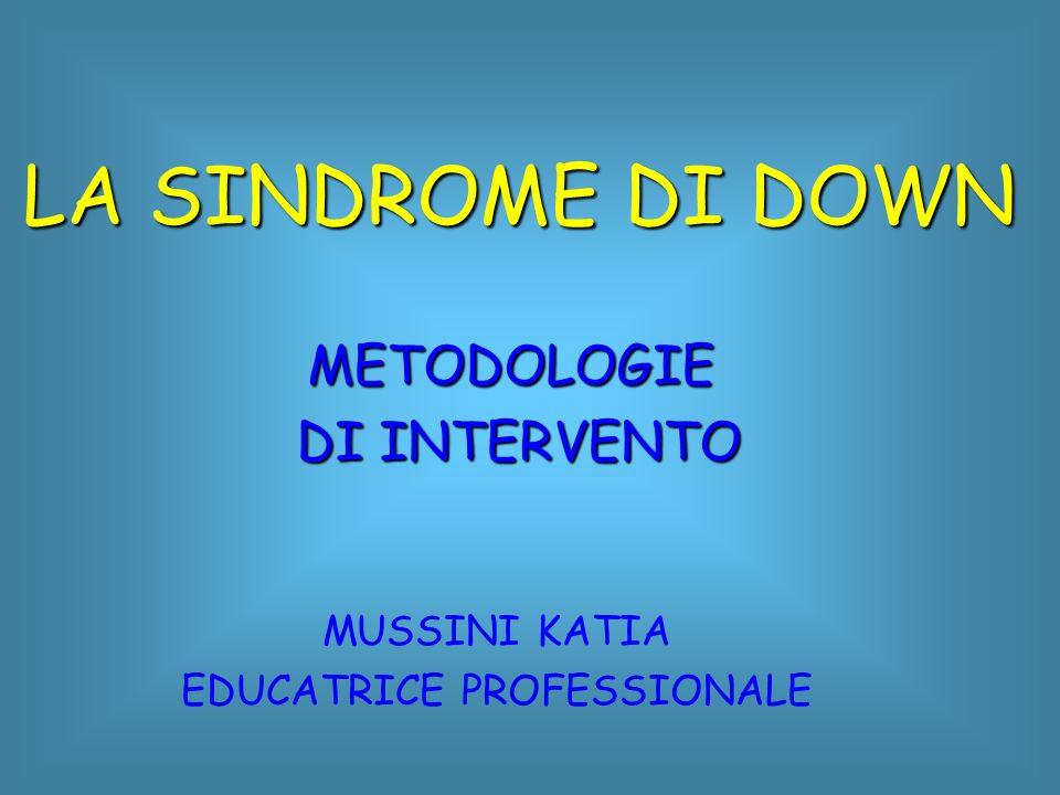 EDUCATRICE PROFESSIONALE