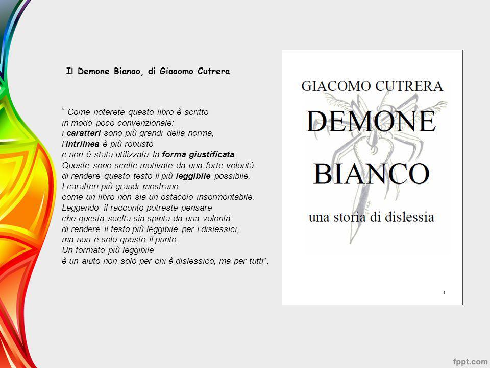 Il Demone Bianco, di Giacomo Cutrera