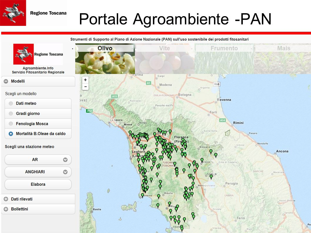 Portale Agroambiente -PAN