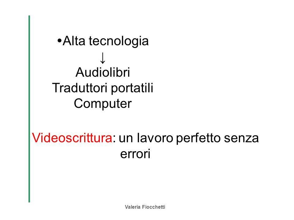 Videoscrittura: un lavoro perfetto senza errori